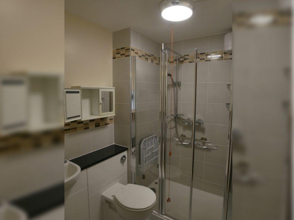 Circo Centro Bathroom