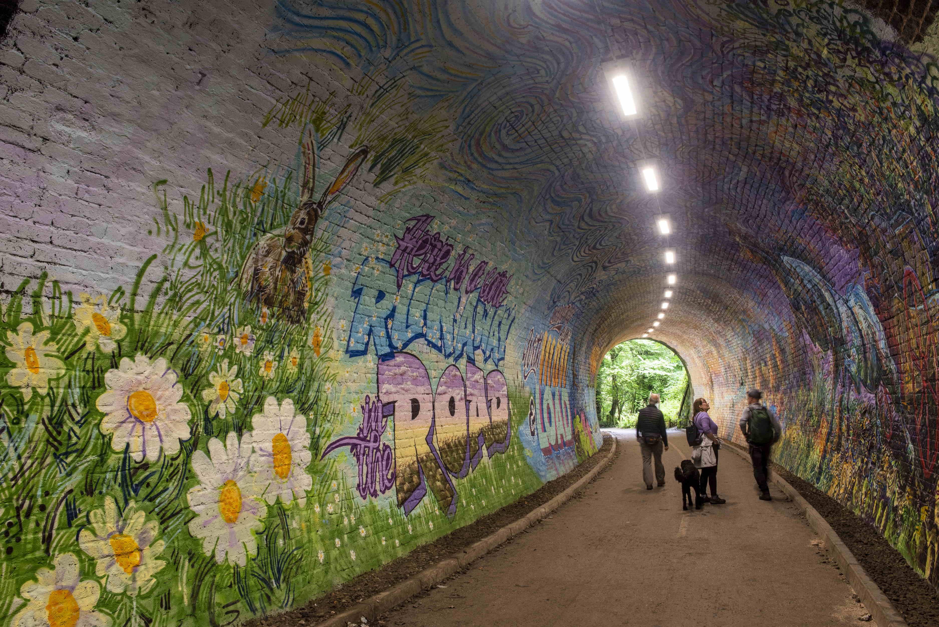 Colinton Tunnel - Titan (10)