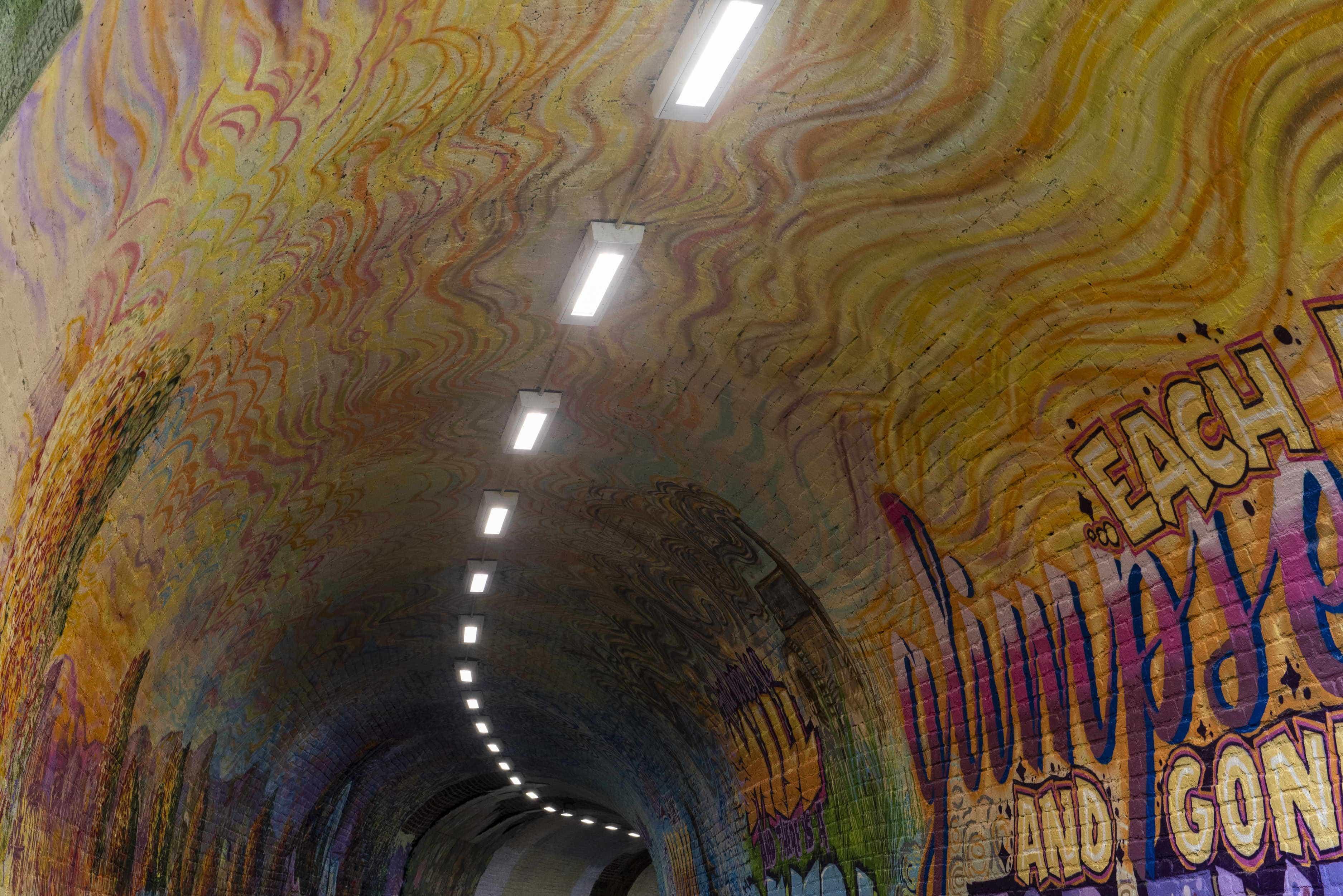 Colinton Tunnel - Titan (4)