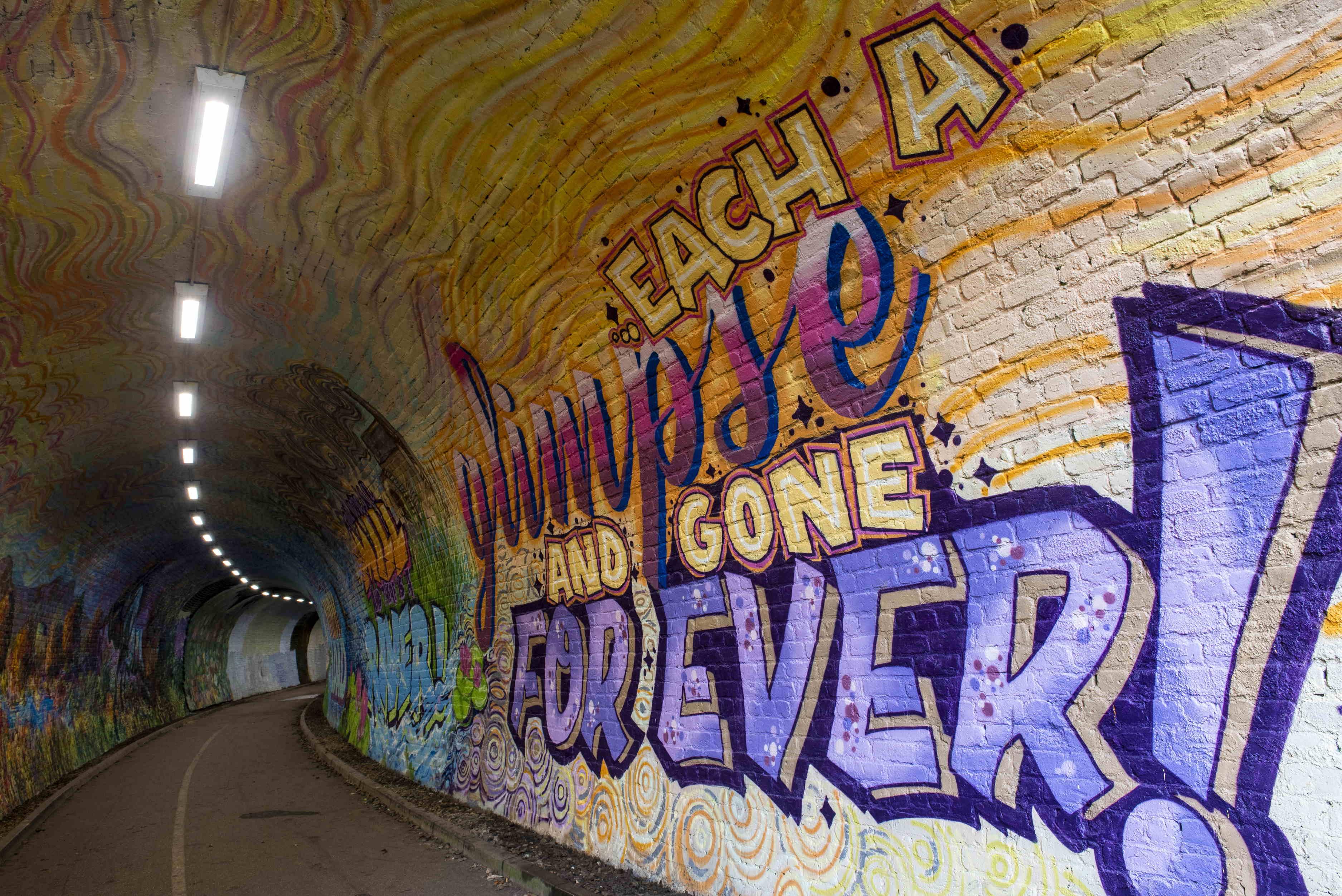 Colinton Tunnel - Titan (5)