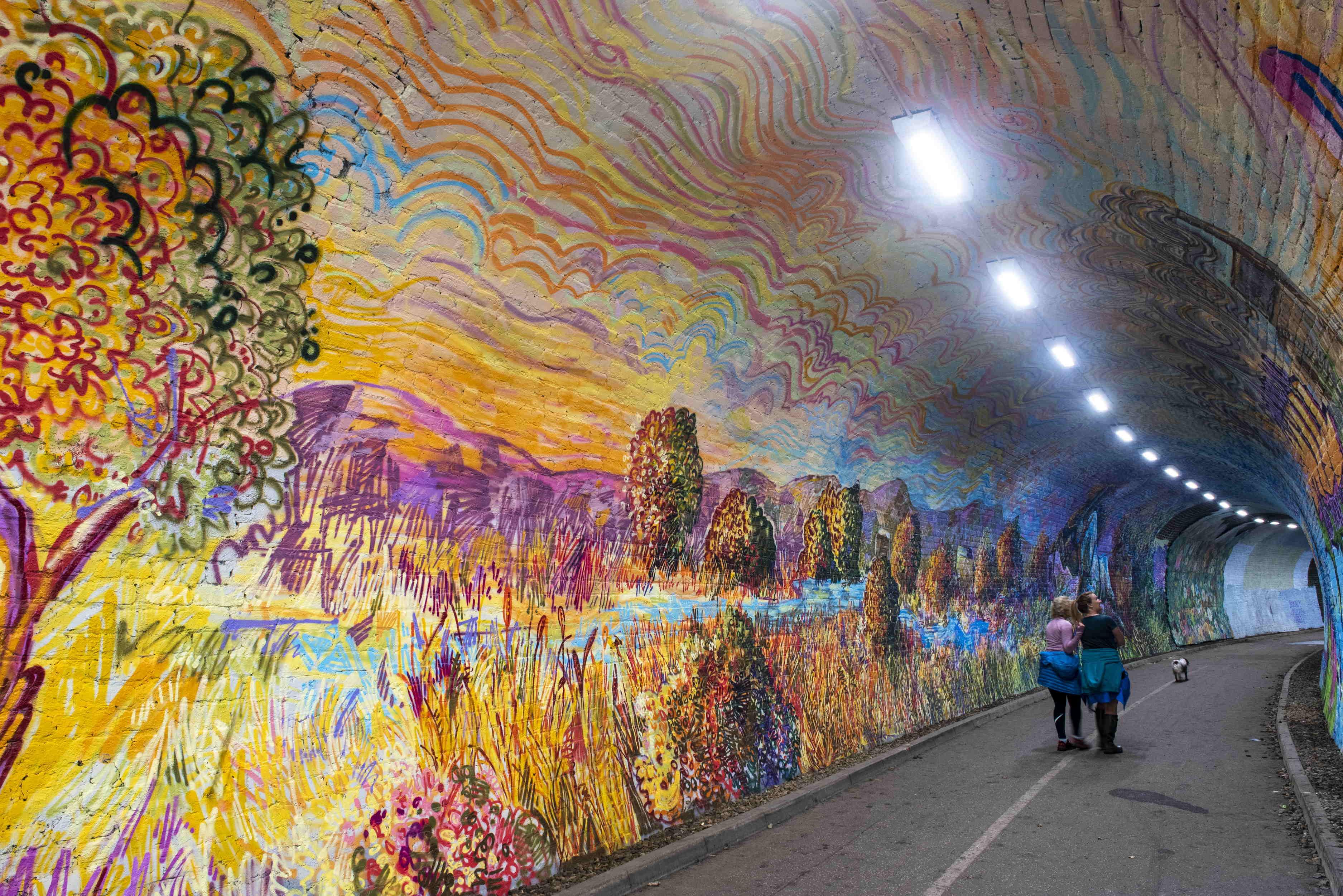 Colinton Tunnel - Titan (6)