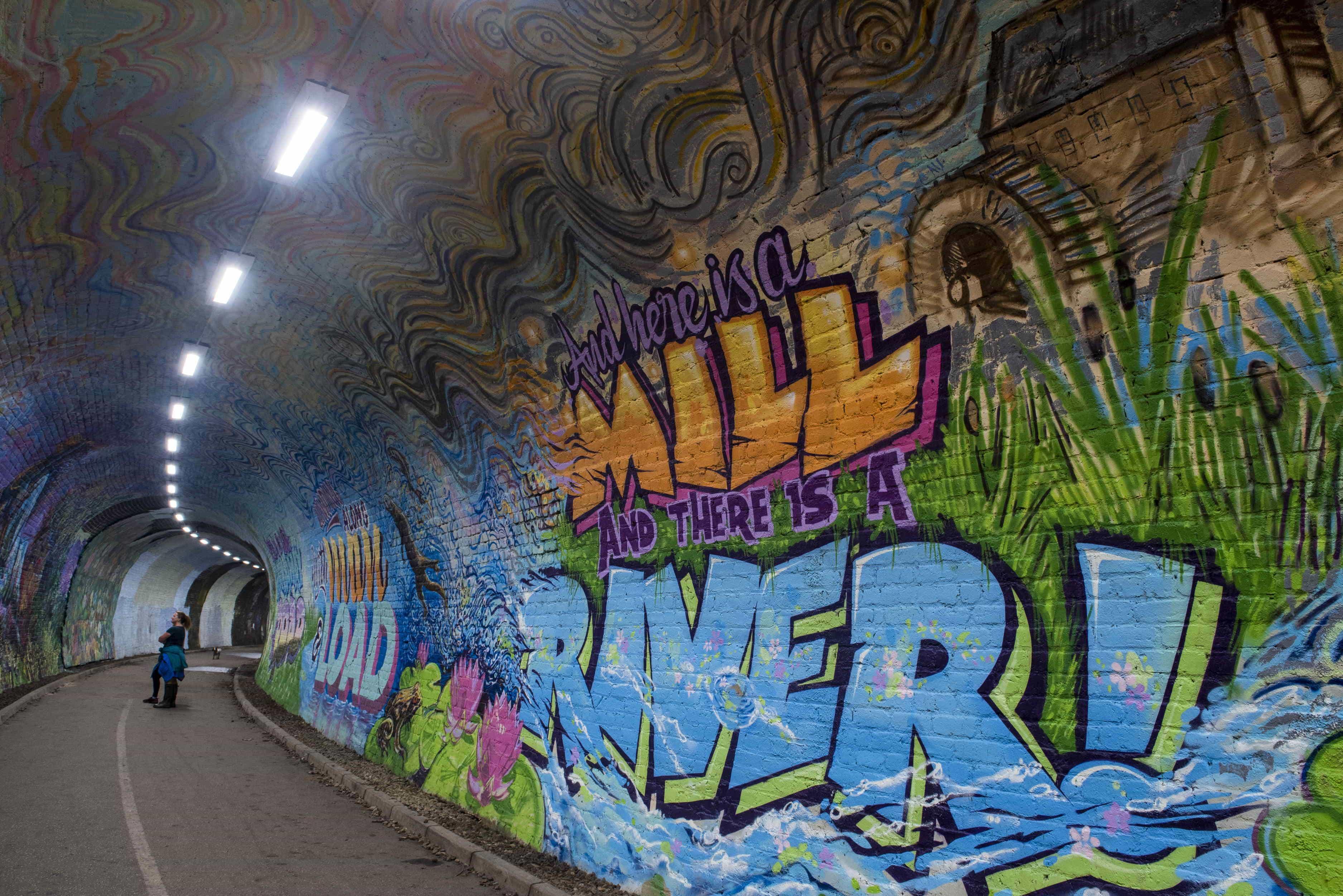 Colinton Tunnel - Titan (7)