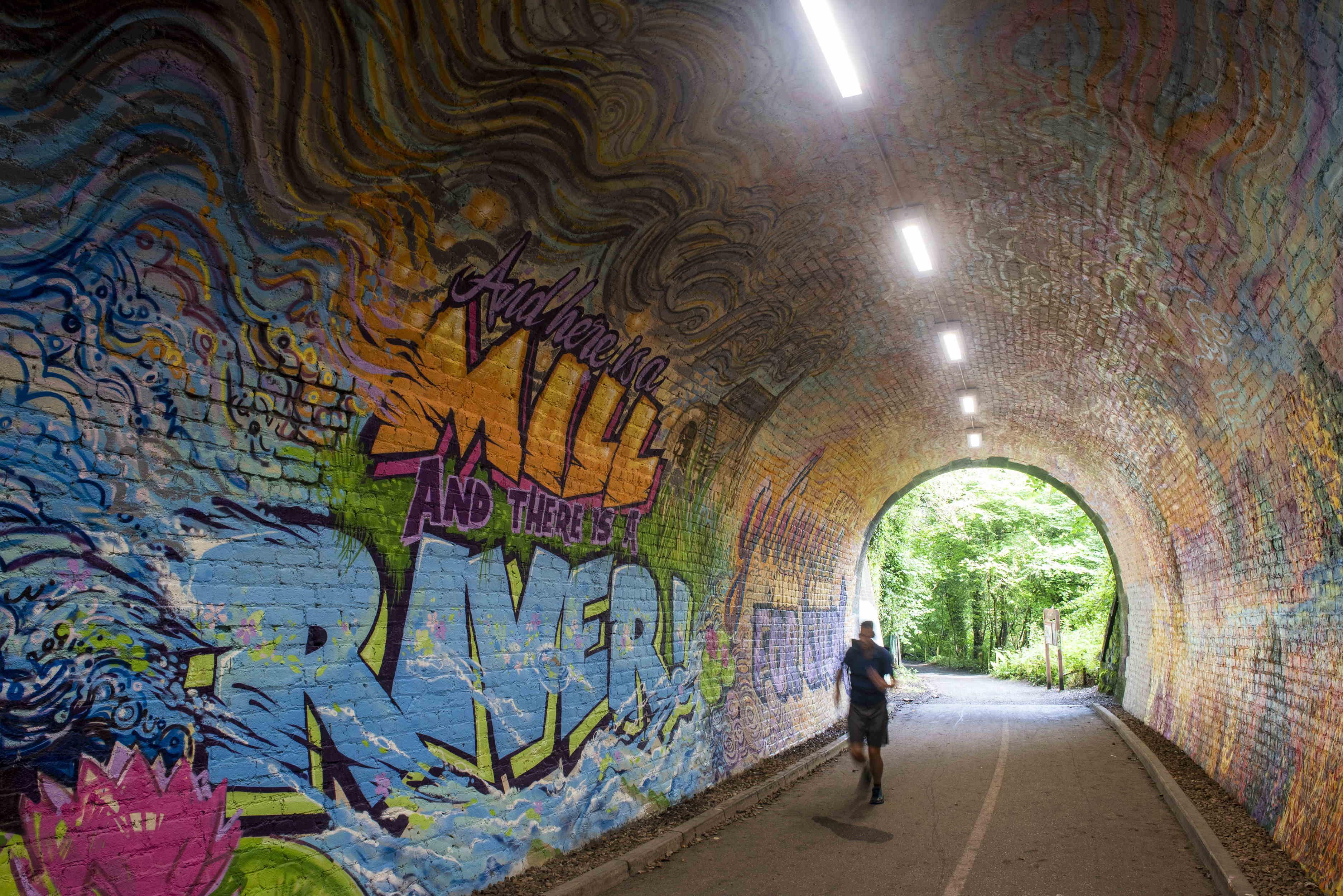 Colinton Tunnel - Titan (8)