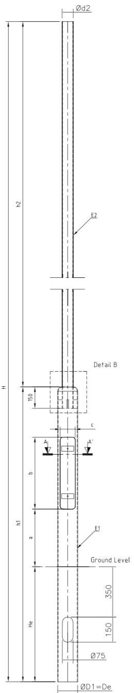 Street & Flood Lighting Columns 5