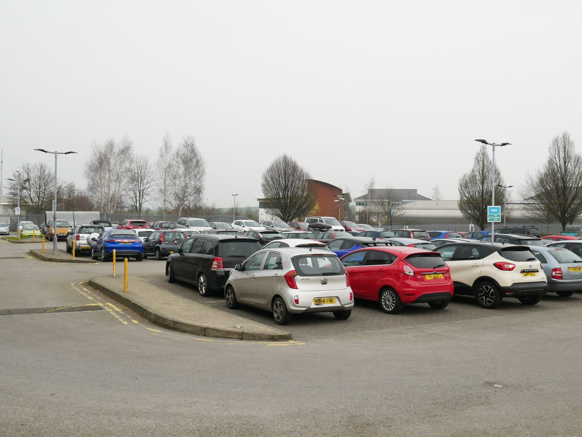 Dearne Valley College - Highway Diamond Elite - Car Park (1})