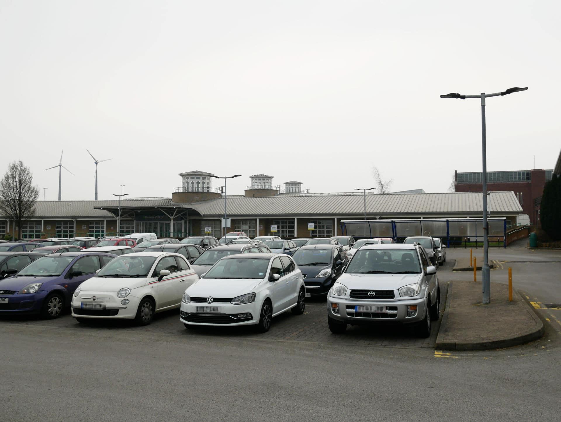 Dearne Valley College - Highway Diamond Elite - Car Park (2)