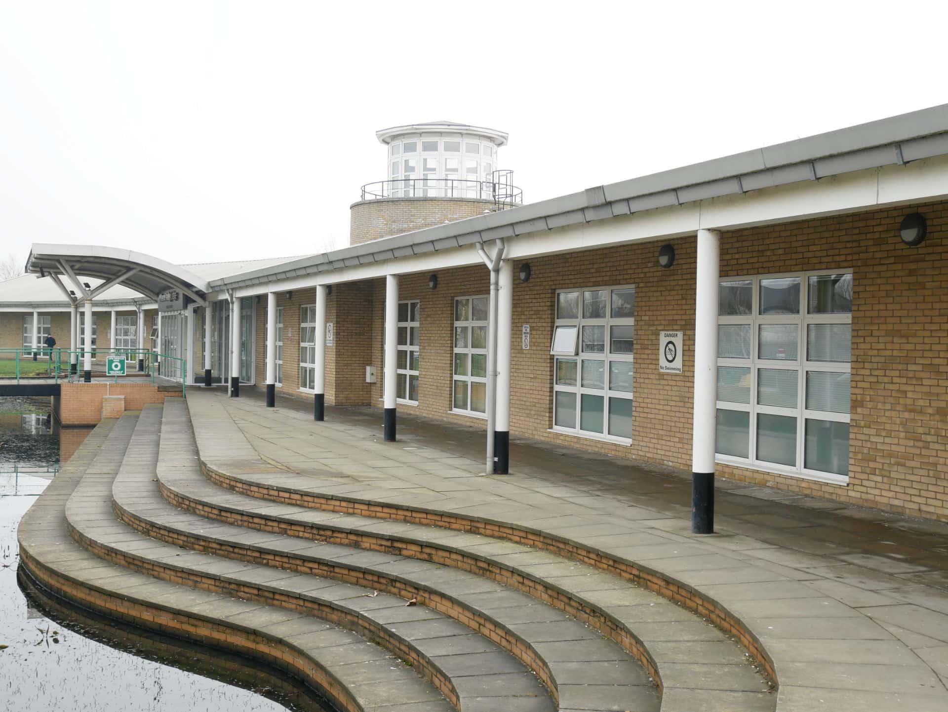 Dearne Valley College - Horizon Eyelid - Perimeter Main Entrance (1)