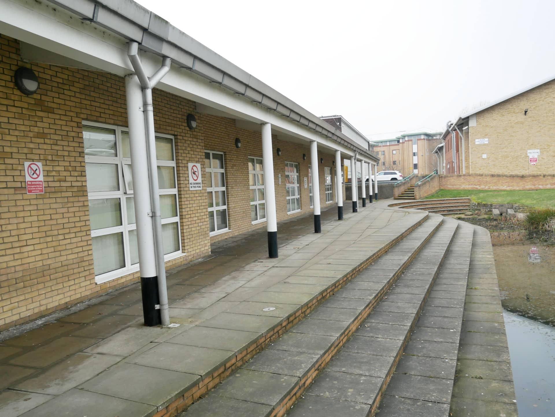 Dearne Valley College - Horizon Eyelid - Perimeter Main Entrance