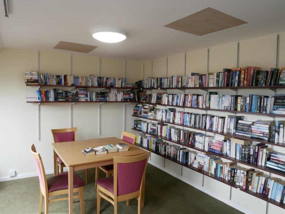 Harmony LED Library