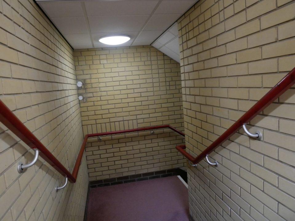 Harmony LED Stairwell