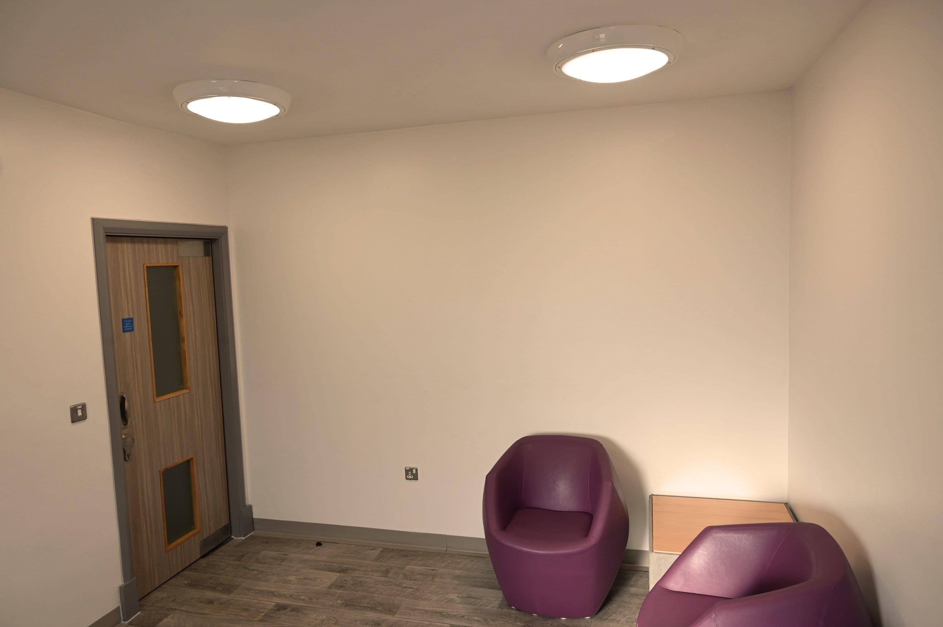 Honeysuckle Lodge - De-Stim Room (3)