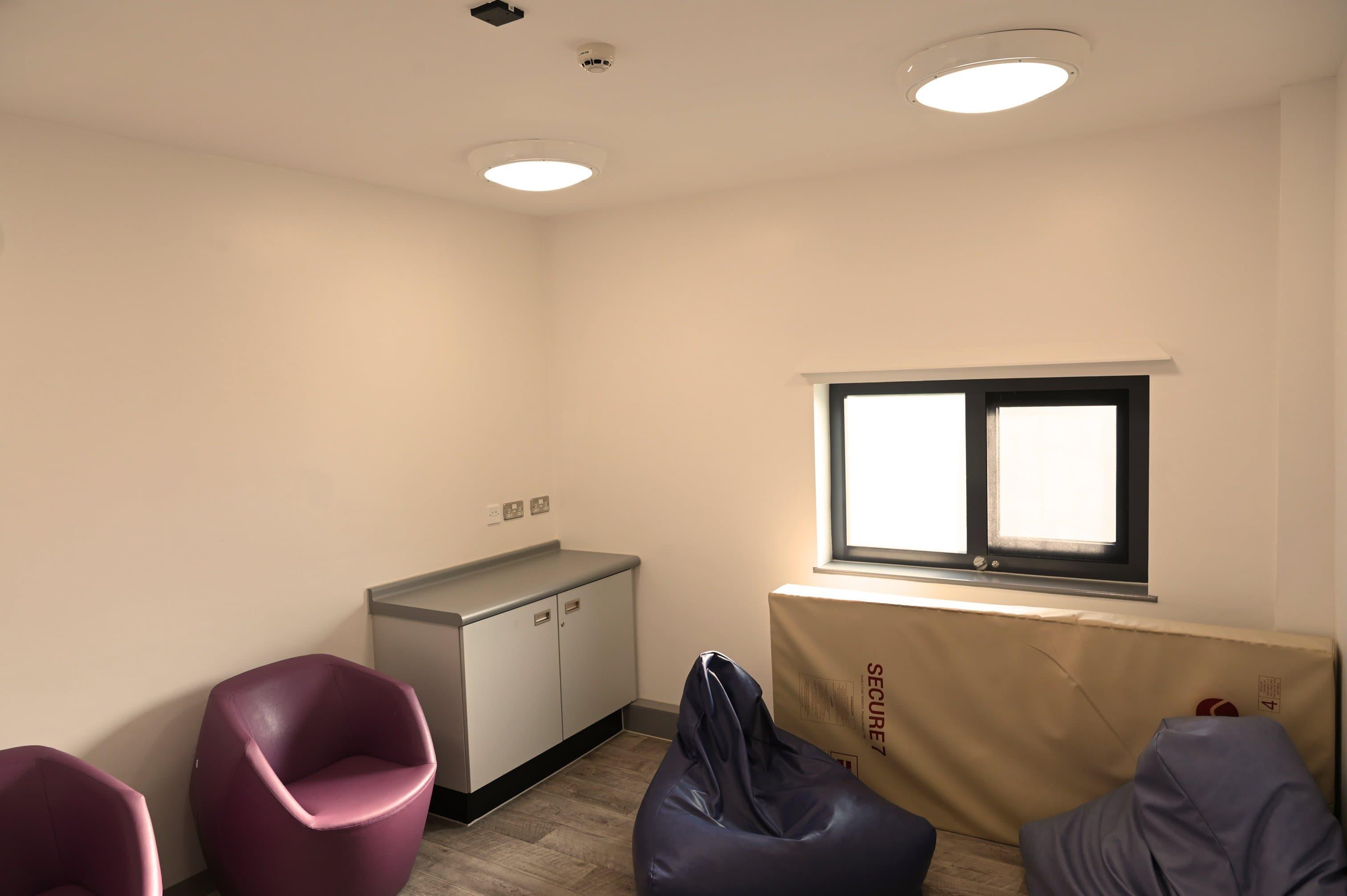 Honeysuckle Lodge - De-Stim Room (4)