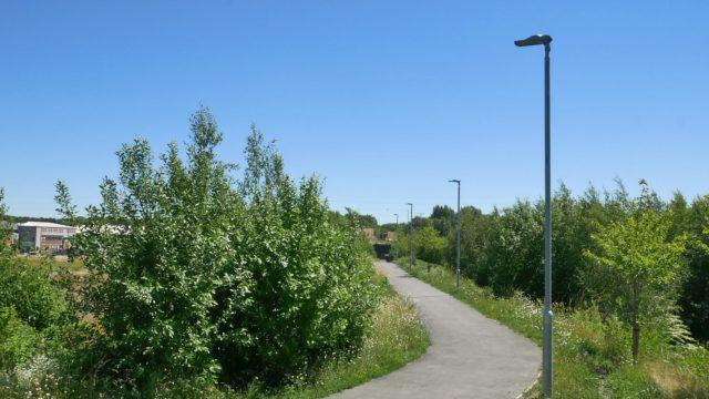 Meadowhall Way Footpath (3)