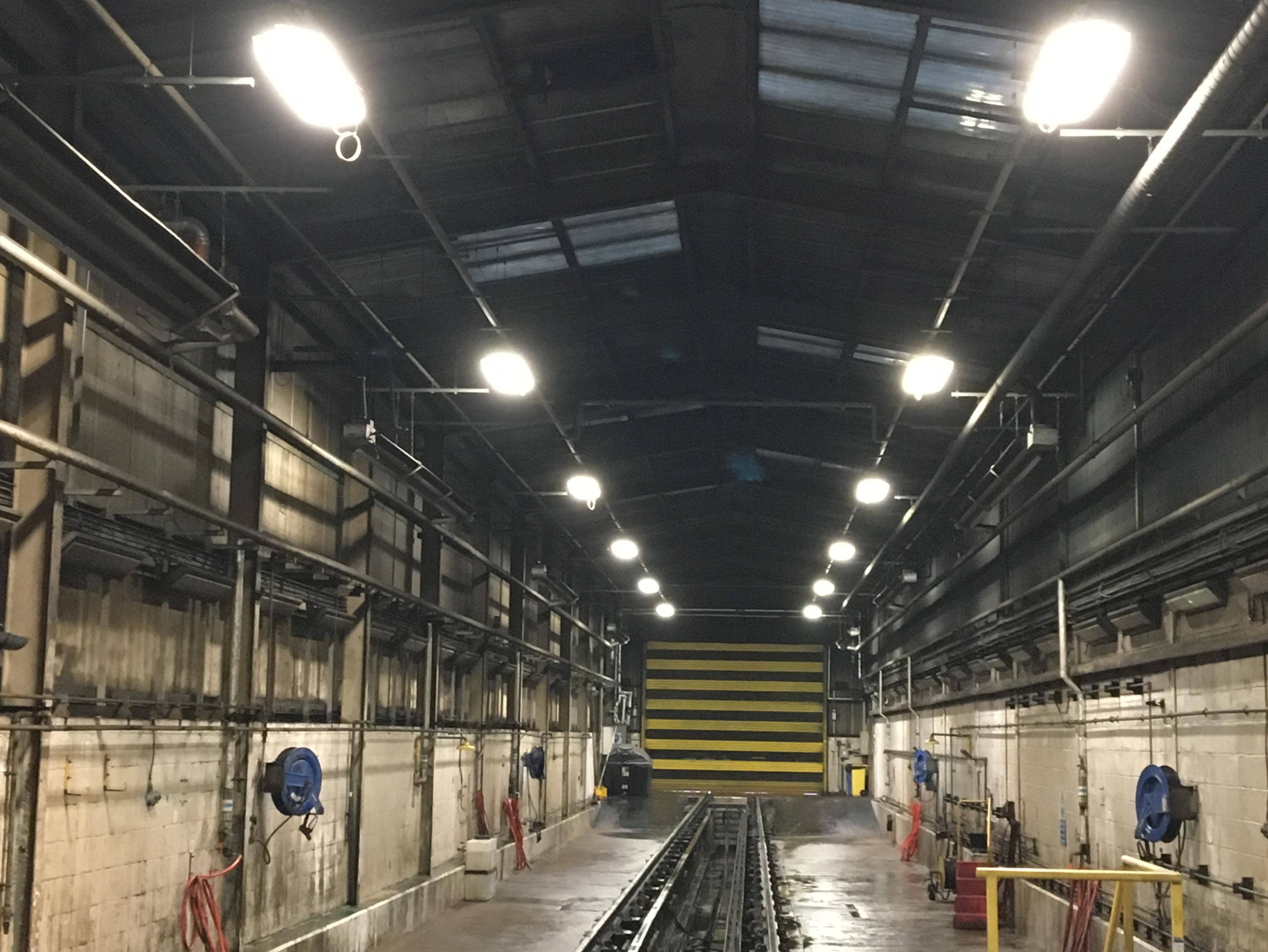 Neville Hill Depot - Highlite