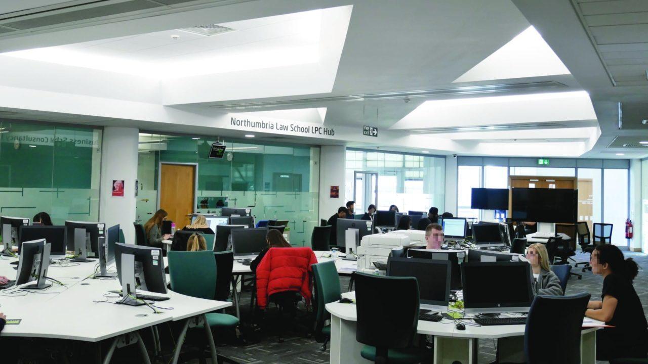 Northumbria CCE1 - Litepod Battern Top Floor pixel1