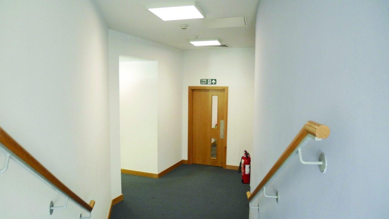 Northumbria CCE1 - Melody Surface Box Corridor