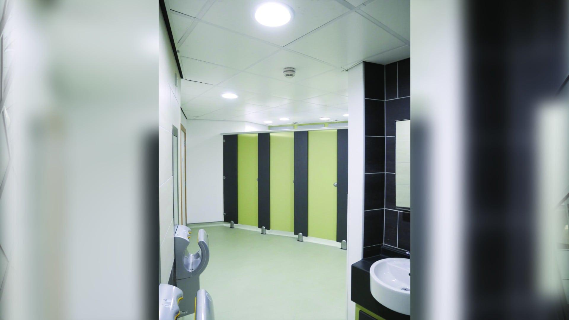 Northumbria CCE1 - ZIP LED Bathroom