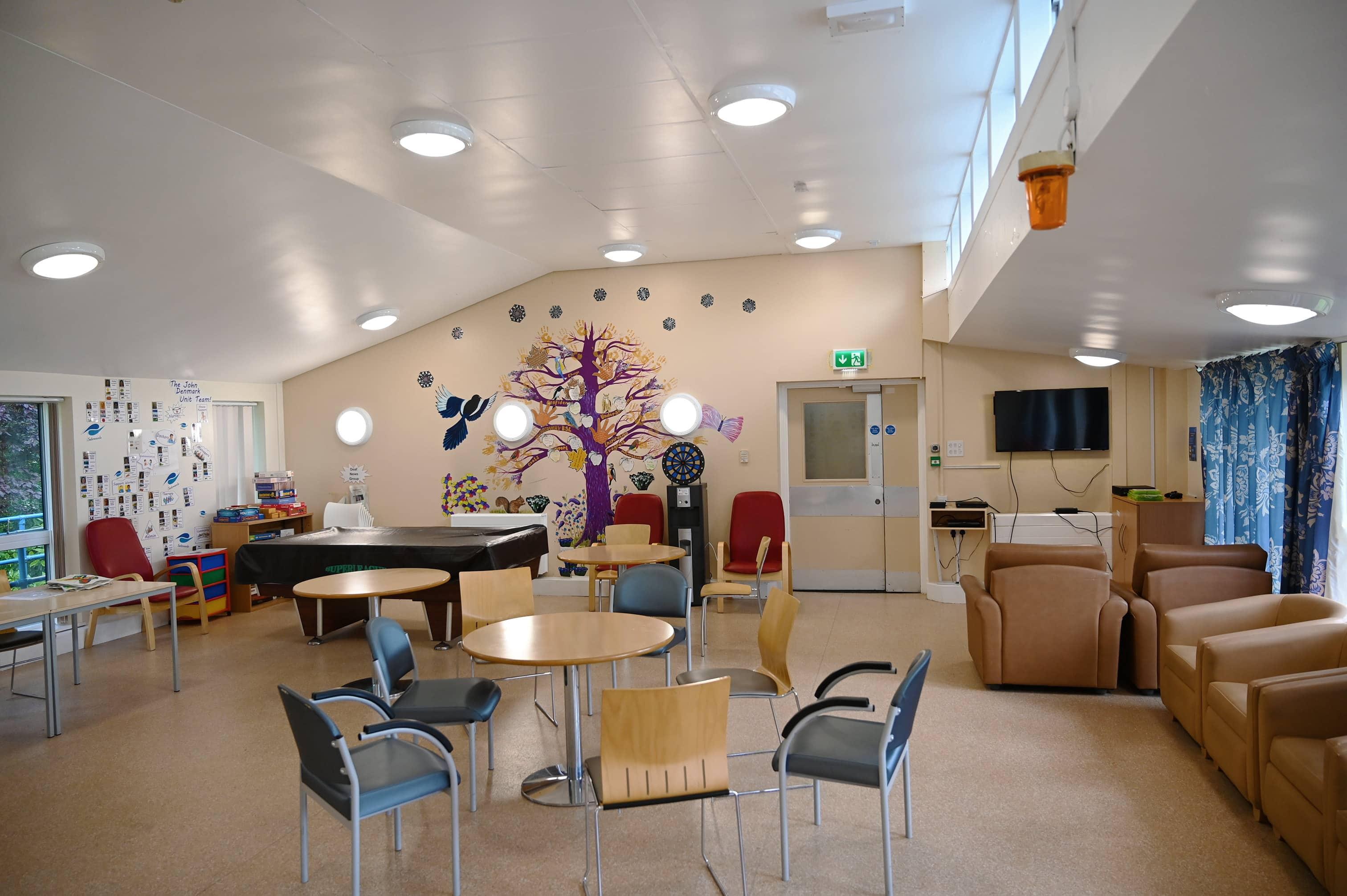 Prestwich Hospital - Communal Room 2