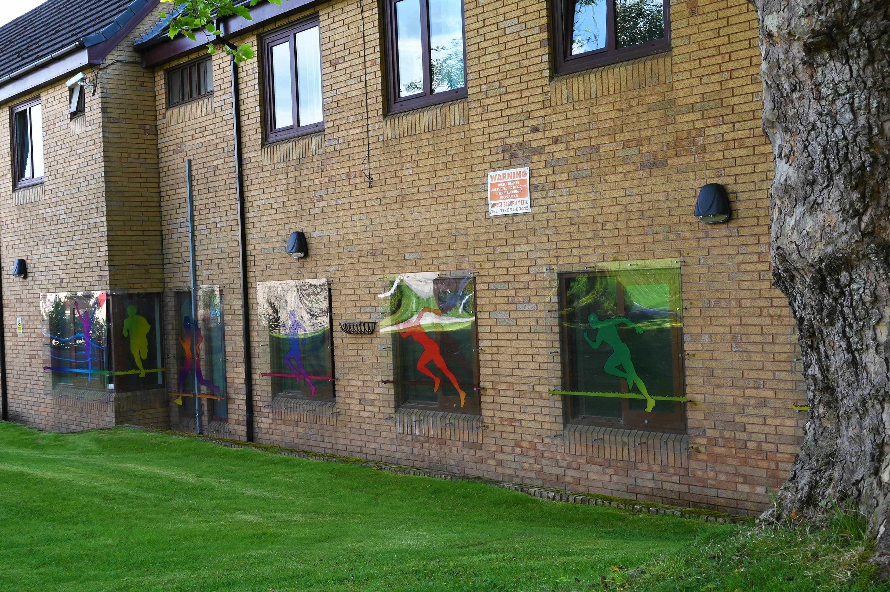 Prestwich Hospital - Outside 4