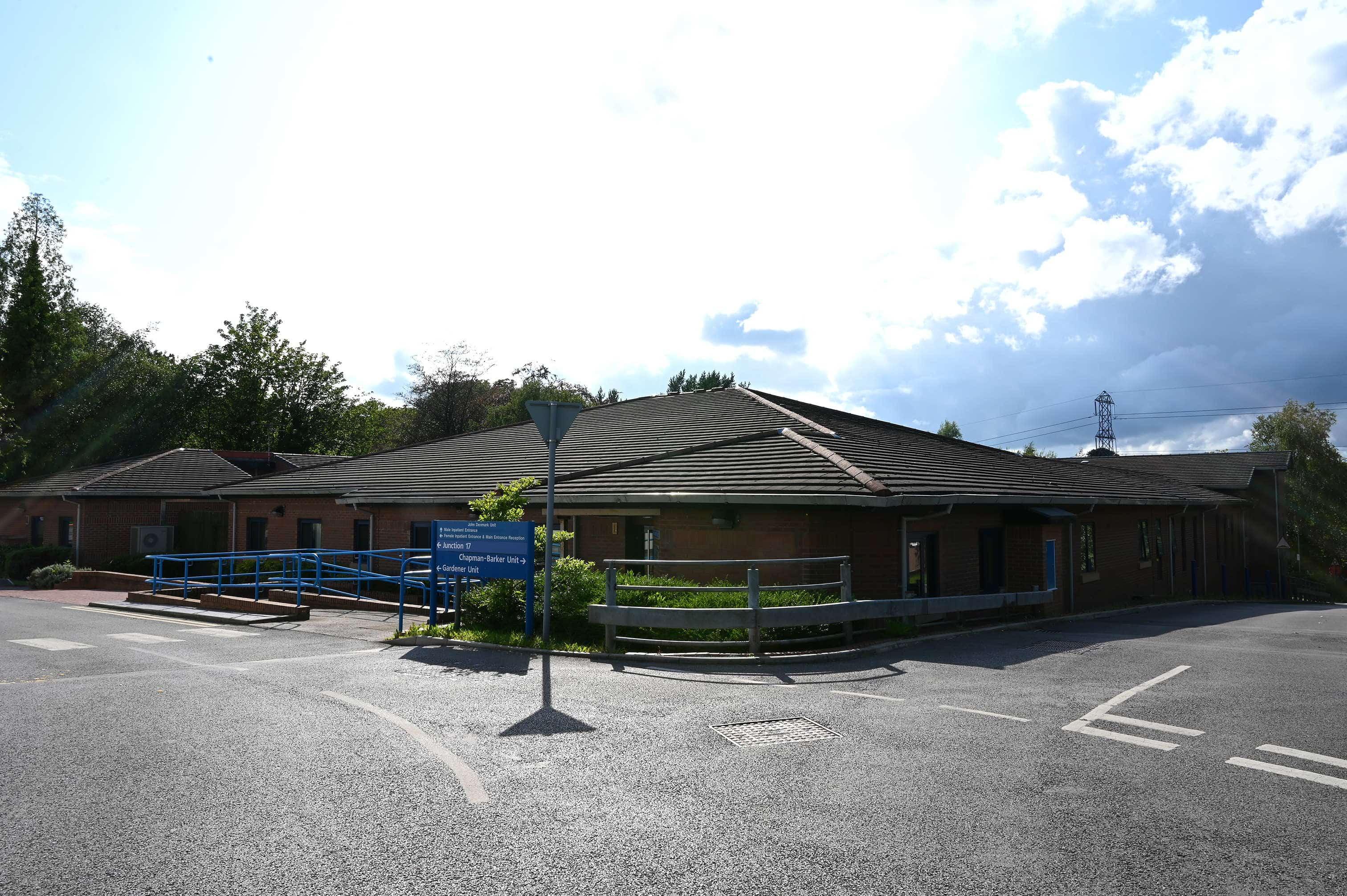 Prestwich Hospital - Outside