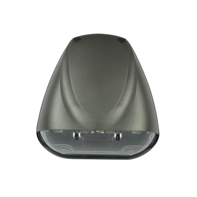 Stealth Elite LED Front Titanium