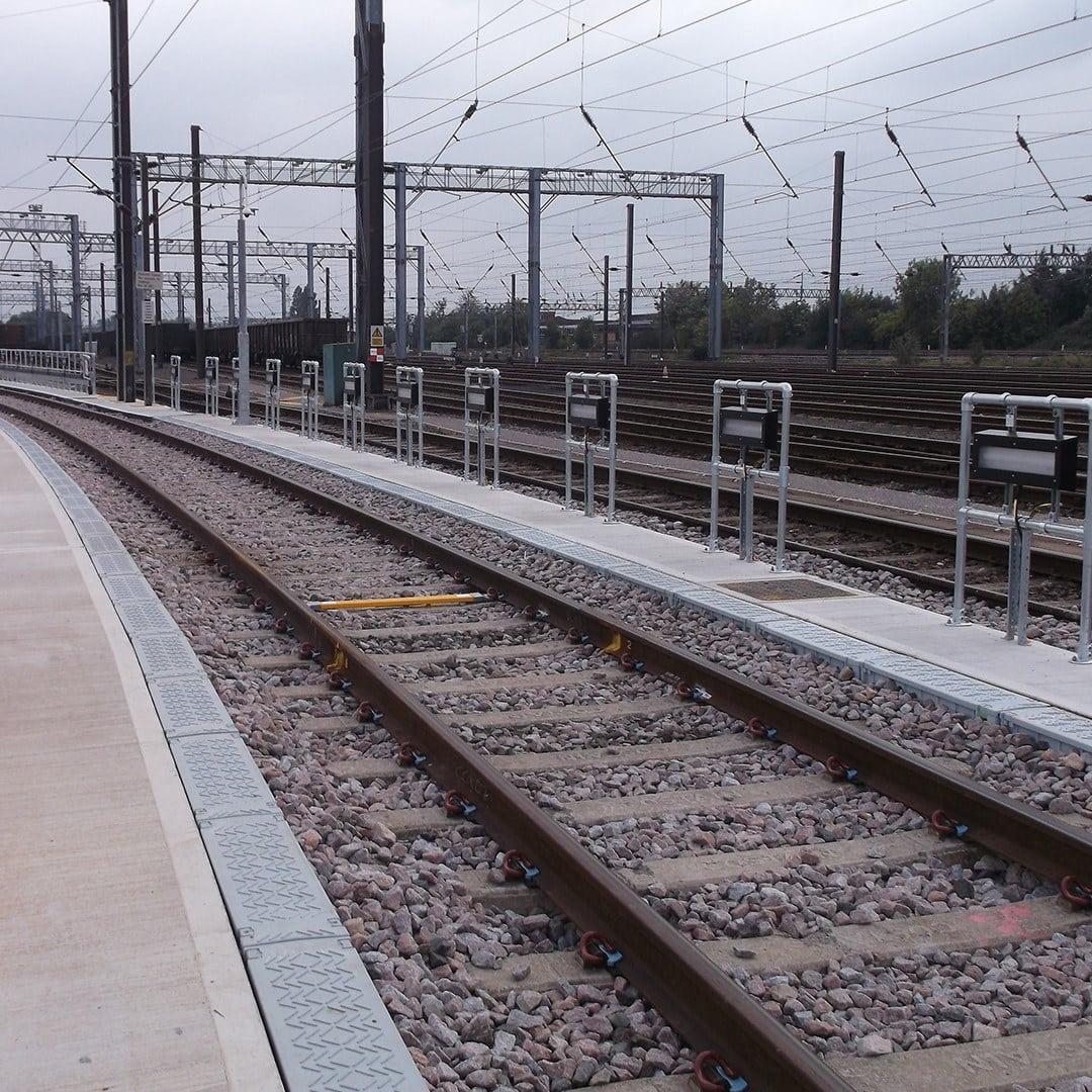 Titan Rail Installation