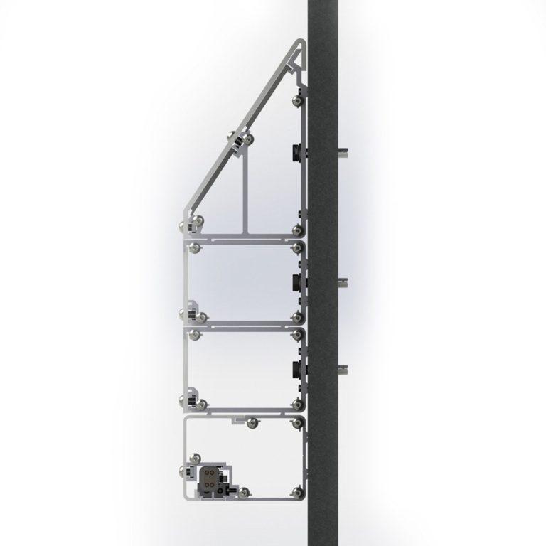 ViperRAIL Modular Anti-Climb Side