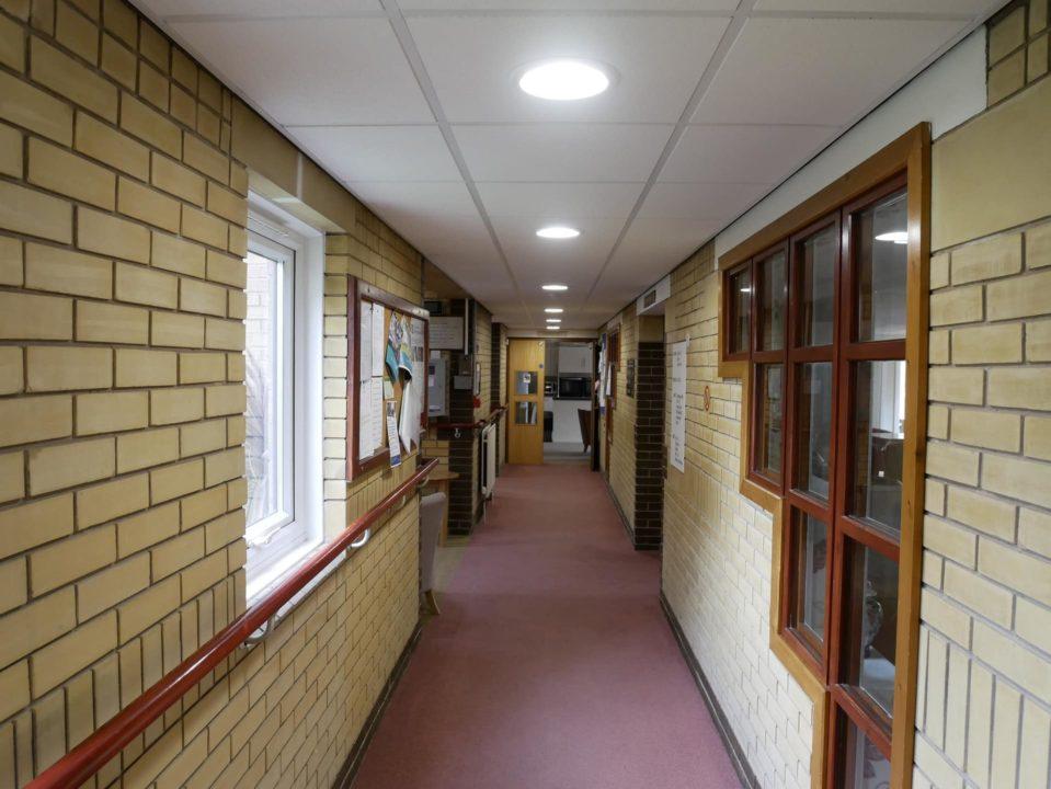 ZIP LED Corridor