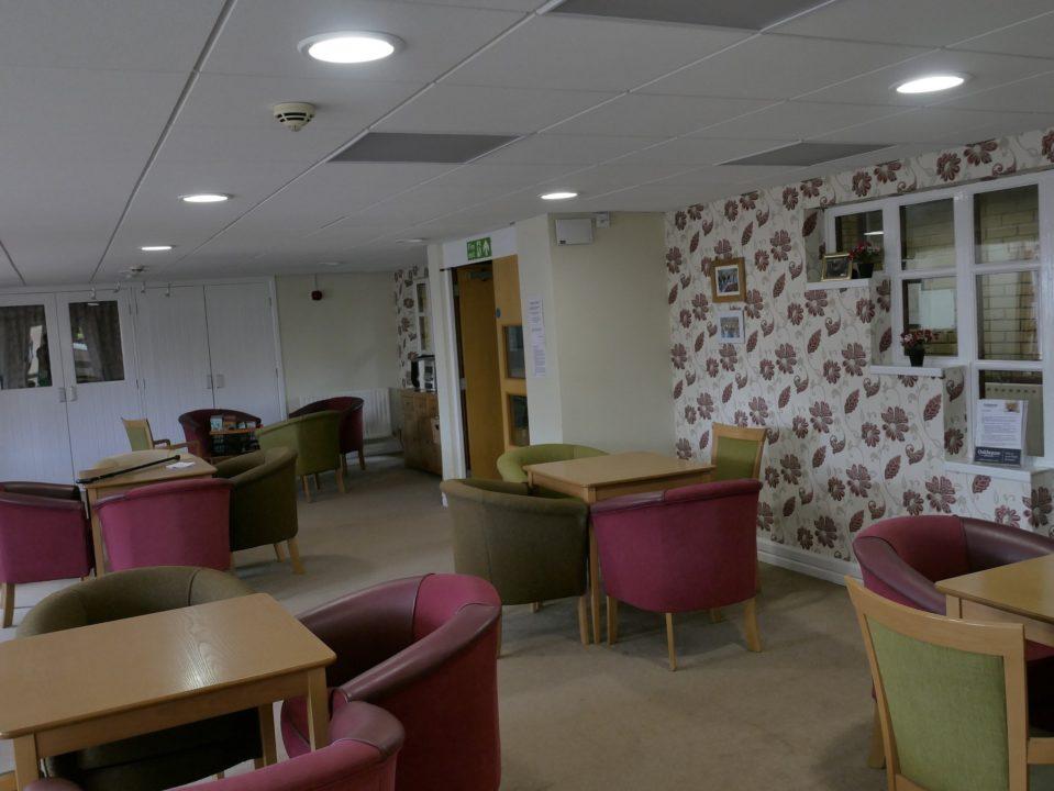 ZIP LED Lounge